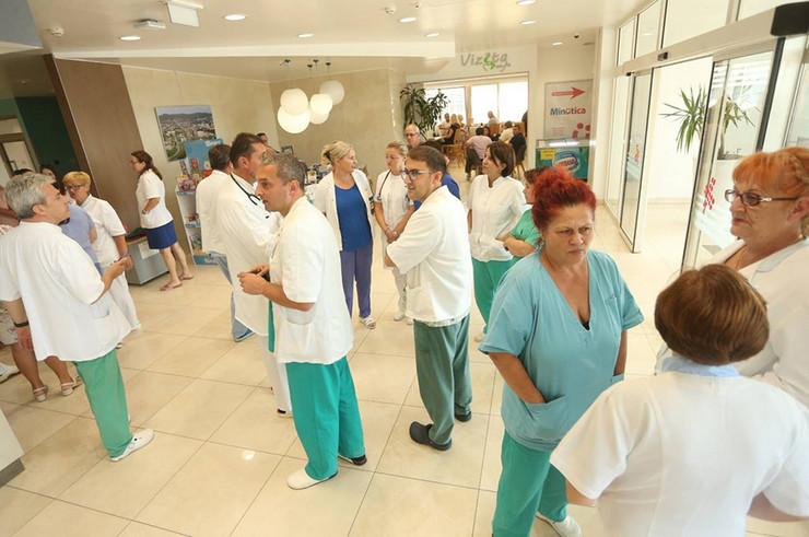 lekari strajka
