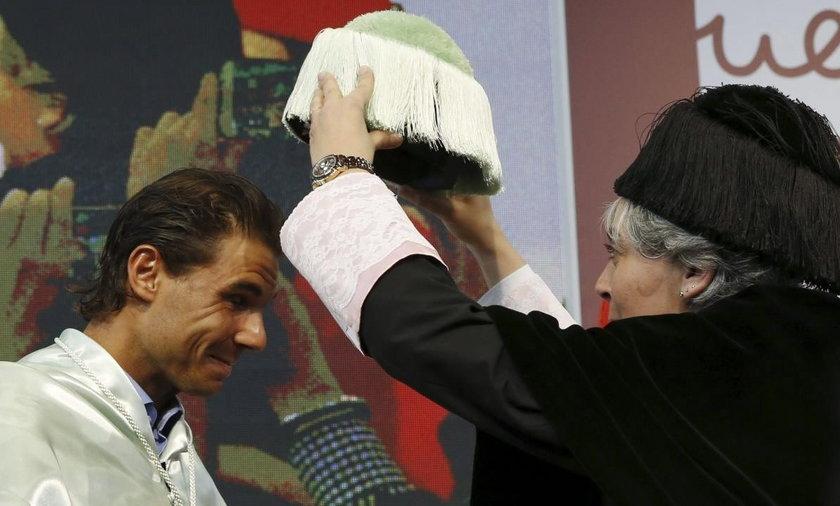Rafa Nadal został doktorem honoris causa!