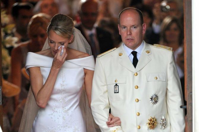 Albert II od Monaka  i Šarlin Vitsok: bile su ovo suze radosnice, a onda su najavile nesrećan brak?
