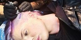 Osbourne ma nowy tatuaż. Przesadziła?