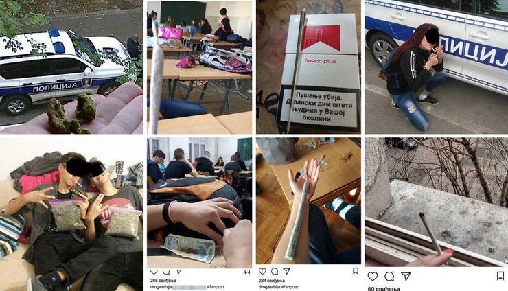droga kombo pokrivalica foto RAS Srbija