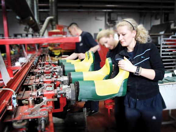 Prošle nedelje je ugovorena proizvodnja i isporuka čizama jedinicama za vanredne situacije NATO