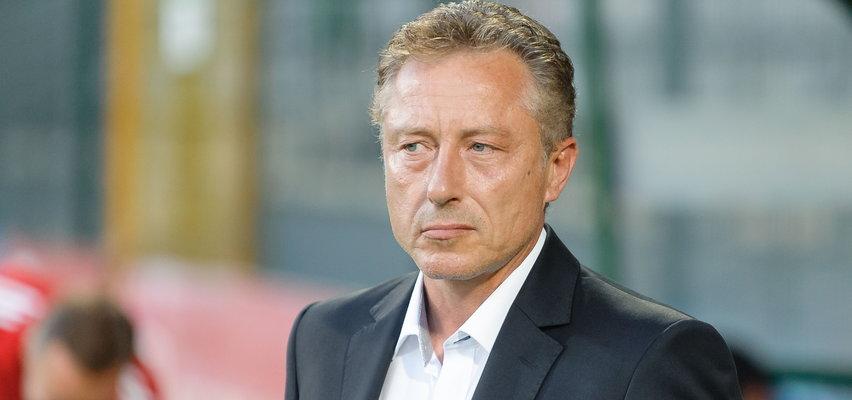 Ryszard Tarasiewicz wraca na ławkę trenerską