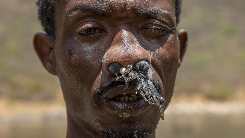 Etiopia - El Sod fotoreportaż