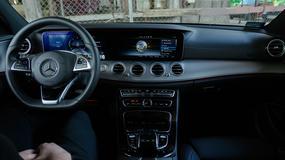 Mercedes klasy E (2016) pokazuje jak łączyć zaawansowaną technologię z tradycyjną motoryzacją