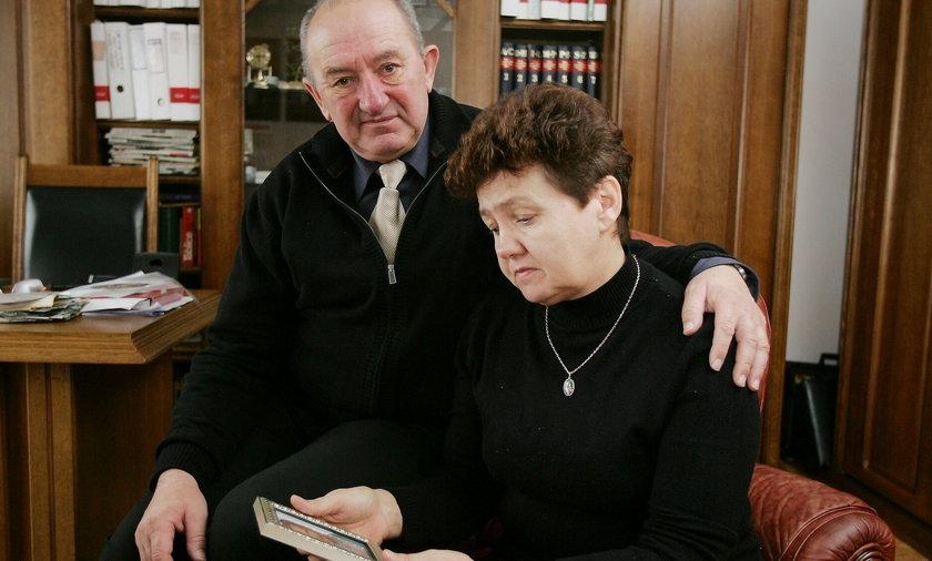 Włodzimierz Olewnik i Ewa Olewnik
