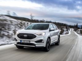 Ford Edge po liftingu – druga młodość