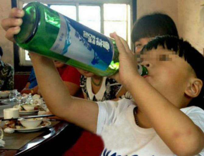 Vest o najmlađem alkoholičaru potresla je ljude