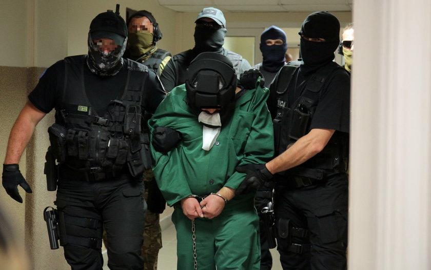 Dziś proces Mamuki. K. oskarżonego o zabójstwo Pauliny z Łodzi