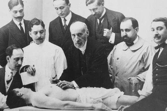 LJUDSKA KRV I PRSTI POKOJNIKA Jezive činjenice o delovima tela, koji su korišćeni u medicinske svrhe