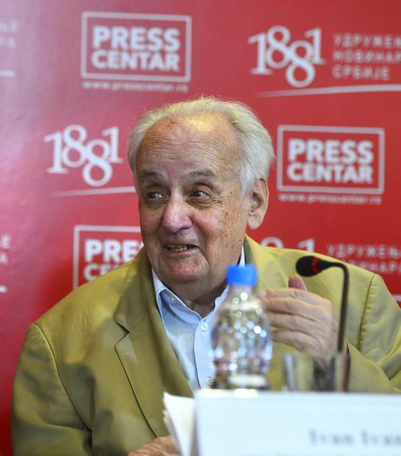 Ivan Ivanji: Primer Novog optimizma