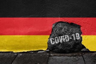 Koronawirus w Niemczech. Lockdown  przedłużony do 31 stycznia, nowe obostrzenia przy wjeździe do kraju