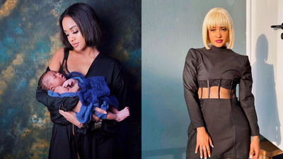 Tanasha Donna's beautiful message to Naseeb Jnr as he turns a year old will melt your heart