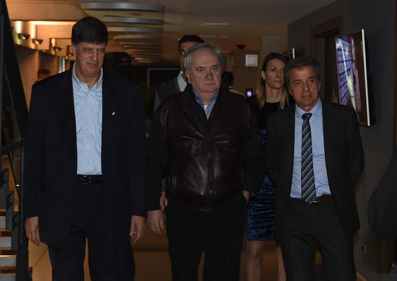 Među brojnim zvanicama bili su Žarko Zečević, Božidar Maljković...