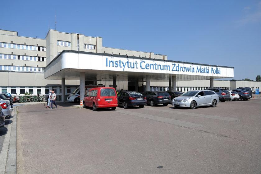 Szpital ICZMP w Łodzi po pandemii otwiera się na odwiedzających