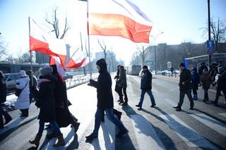 KOD demonstruje w całym kraju 'W obronie Twojej wolności'