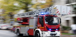 Wybuch gazu w Radomiu. Jedna osoba ranna