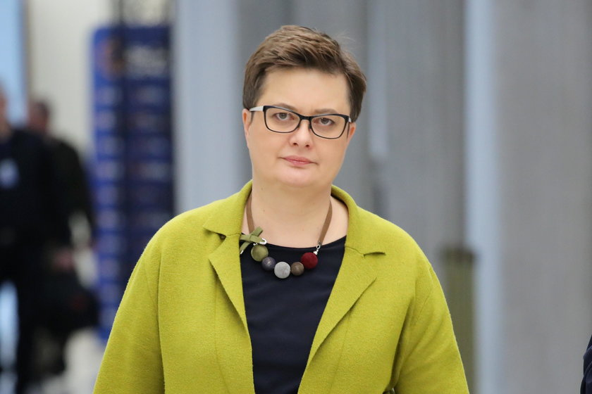 Katarzyna Lubnauer (51 l.) z KO