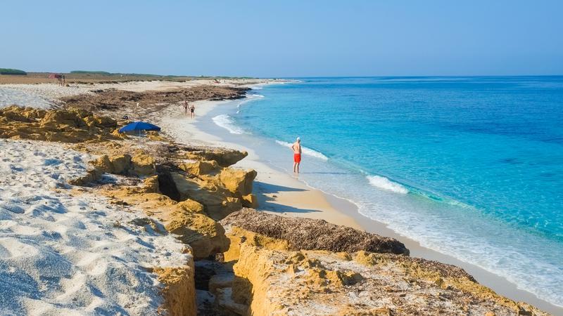 Plaża Mari Ermi
