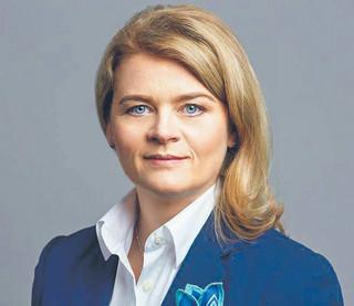 Magdalena Zmitrowicz, wiceprezes Banku Pekao