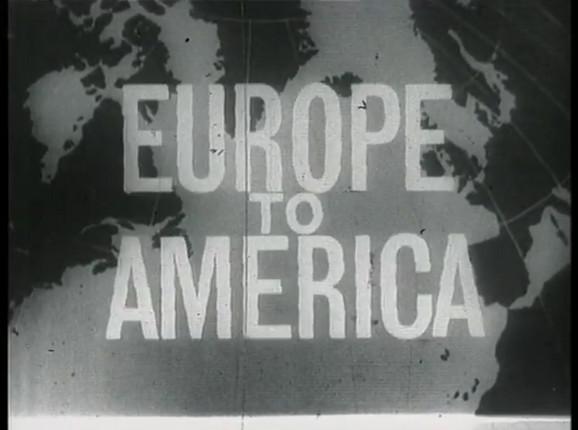 Prvi satelitski prenos između Evrope i Severne Amerike 1962.