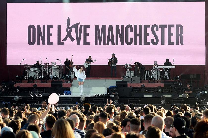 Gwiazdy muzyki wystąpiły dla ofiar zamachu
