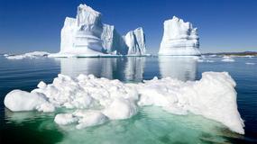 Góry lodowe - fascynujące i niebezpieczne