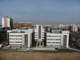 Warszawa na razie wygrała bitwę o szpital