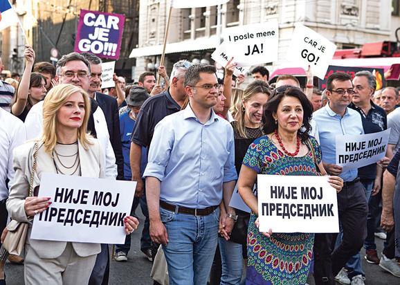 Vukomanovićeva i Rašković Ivić na kraju prihvatile Jeremićev stav