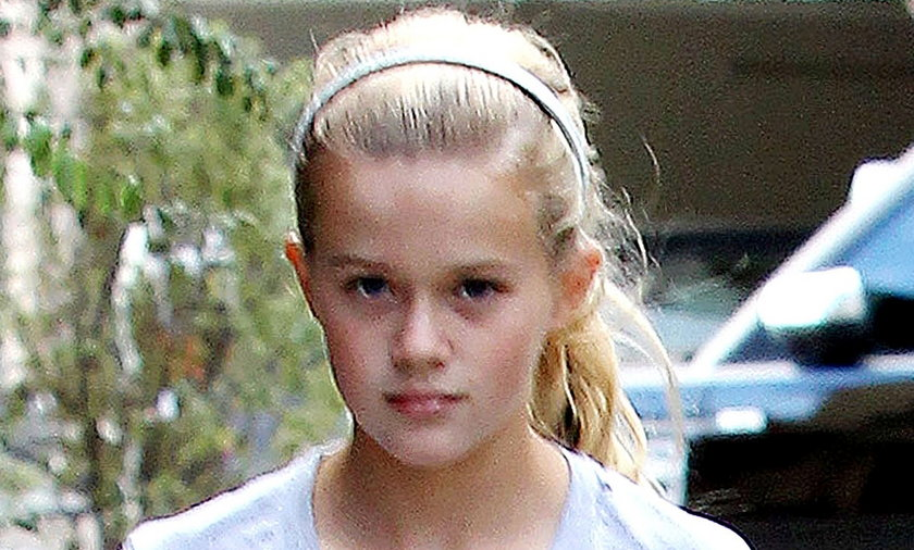 Reese Witherspoon z córką Ava Elizabeth Phillippes
