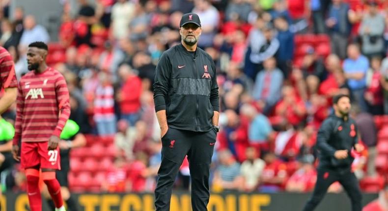 Solution required: Liverpool manager Jurgen Klopp wants action on World Cup call-ups Creator: Paul ELLIS