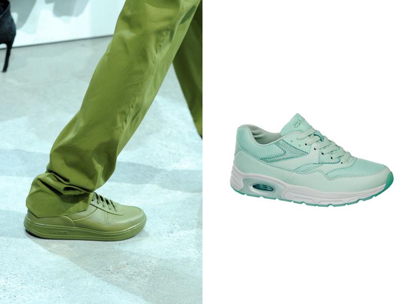 Wiosna lato 2016: Sneakersy buty do zadań specjalnych Moda