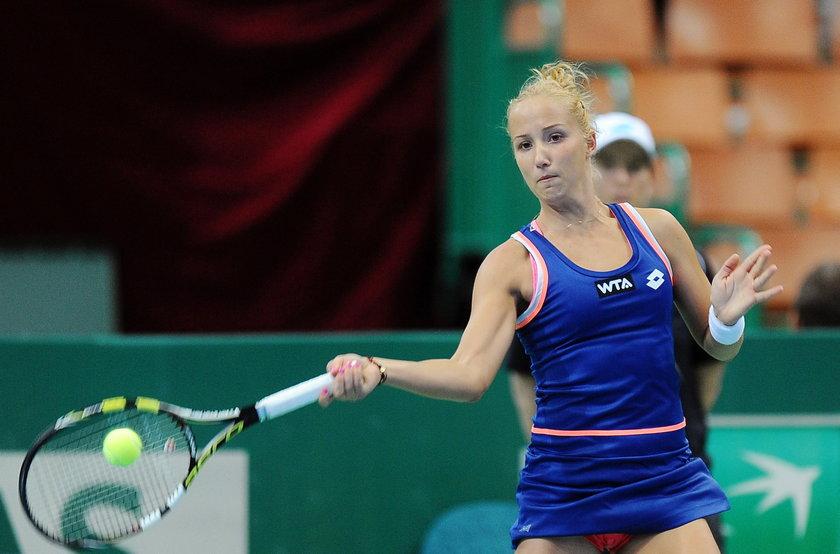 Polskie tenisistki dostają lanie w Fed Cup. Linette, Rosolska i Jans-Ignacik przegrywają  Amerykankami
