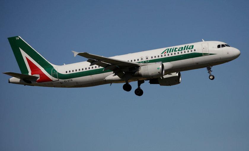 Linie lotnicze Alitalia odwołały 200 lotów. Pasażerowie mają kłopoty