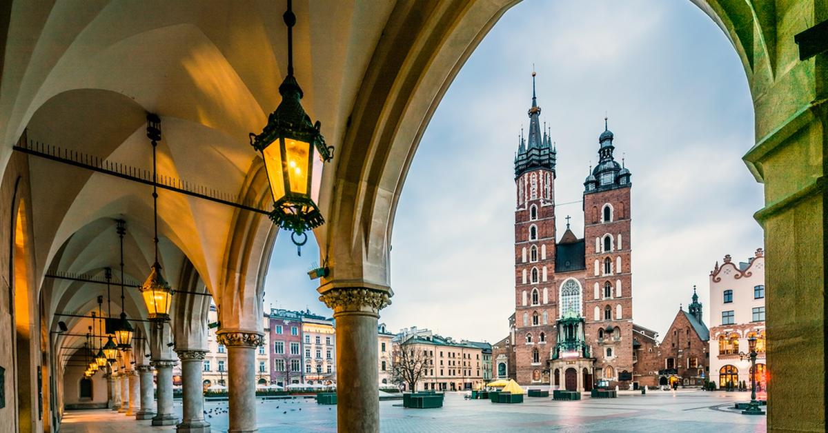 Co Zobaczyc W Krakowie Centrum Stare Miasto I Kazimierz Przydatne Linki Dziennik Pl