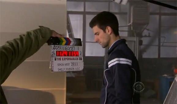 Pozor! Koncentracija pred snimanje akcione scene