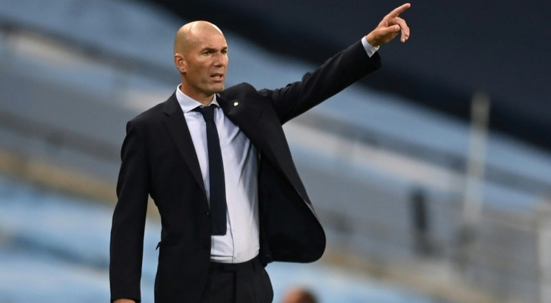 Defiant Zidane urges Real Madrid to come out fighting against Barcelona