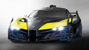 Ariel P40 - elektryczne auto o mocy 1180 KM