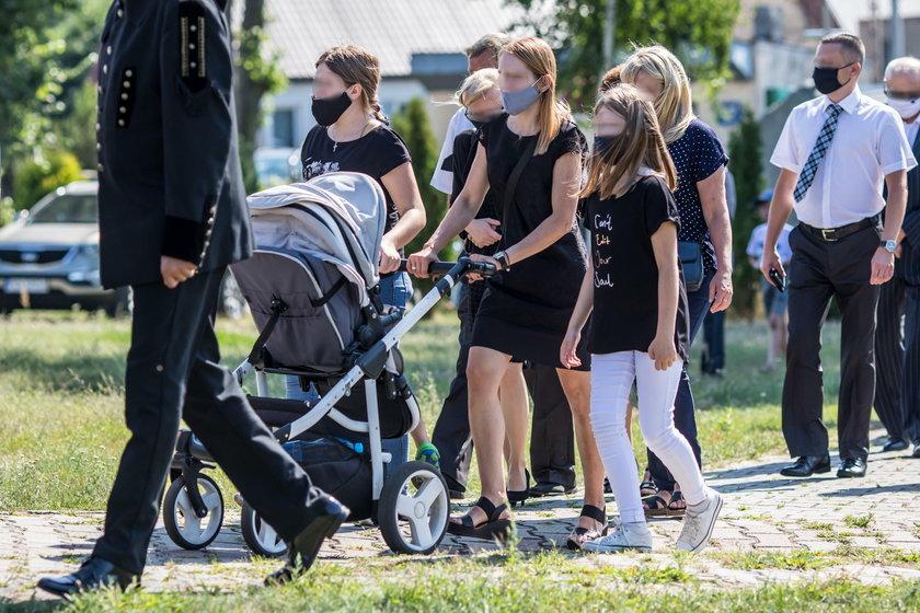 Pogrzeb Marcina