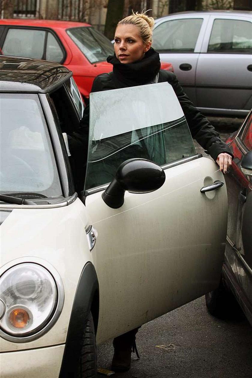 Problem Kwaśniewskiej! Jej auto musi...