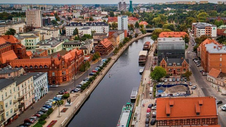 Rybi Rynek w Bydgoszczy