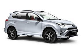 Toyota RAV4 Hybrid w nowej wersji Selection