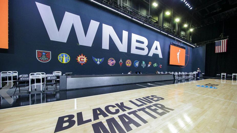 Hala WNBA w Bradenton Academy
