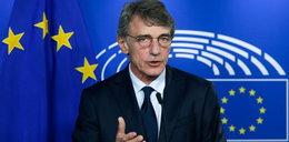 Przewodniczący PE ostro: Porozumienie nie podlega renegocjacji