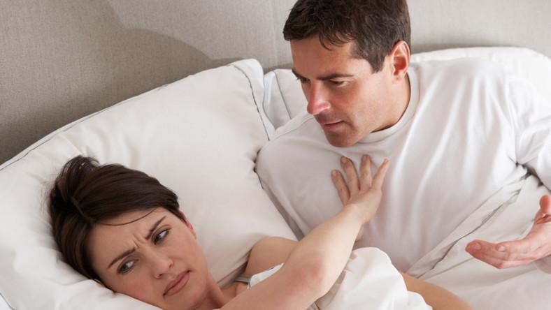 Problemy w łóżku