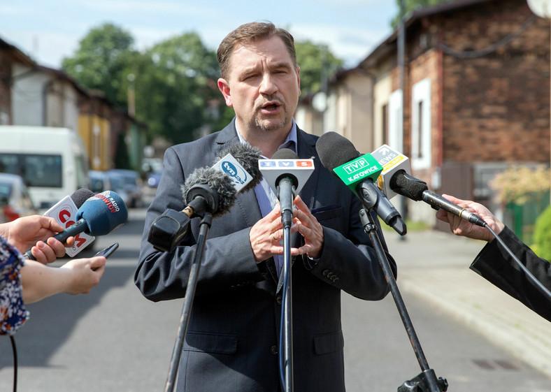"""Piotr Duda, przewodniczący NSZZ """"Solidarność"""""""