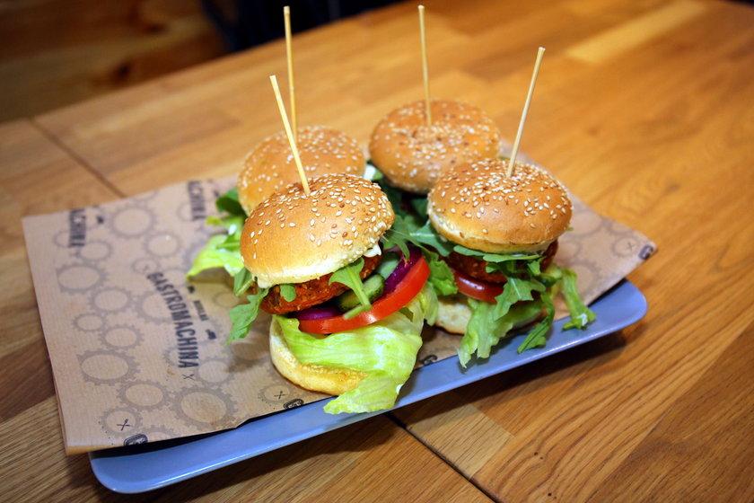 Festiwal burgerów
