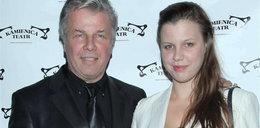Kamiński z córką. Foto