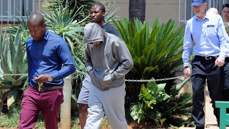 Oscar Pistorius aresztowany. Zastrzelił swoją dziewczynę
