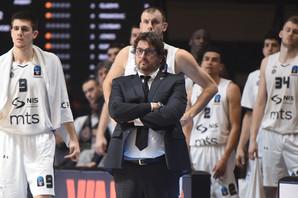 UŽIVO Ozbiljna kriza! Francuzi u velikom naletu, prestigli crno-bele vrhunskim šutevima, Monako - Partizan
